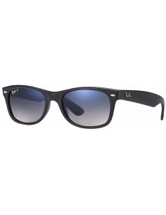 Ray-Ban New Wayfarer RB 2132 nero polarizzato unisex