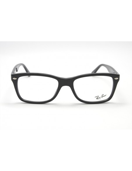 Occhiali da vista Ray-Ban RB 5228 nero unisex best seller