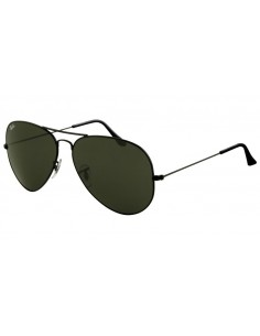 Occhiali Ray-Ban Aviator Large Metal II RB 3026 nero